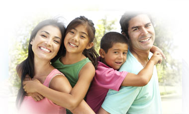 Hispanic Foster Family